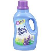 Final Touch Lavender Breeze 32 Loads Fabric Softener Liquid