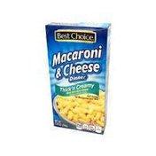 Best Choice Creamy Mac & Cheese