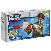 Toilet Paper Blasters Blasters, Skid Shot