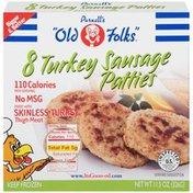 Purnell's Old Folks Turkey Sausage Patties