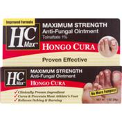 HC Max Anti-Fungal Ointment