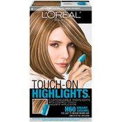 Touch On Highlights H60 Creamy Caramel Highlighting