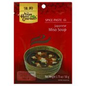 Asian Home Gourmet Spice Paste, Japanese Miso Soup