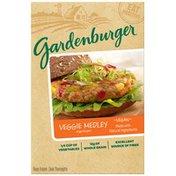 Gardenburger Veggie Medley Veggie Burgers