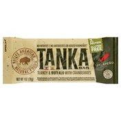 Tanka Bar, Turkey & Buffalo with Cranberries, Jalapeno