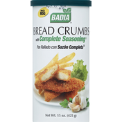 Badia Spices Bread Crumbs with Complete Seasoning