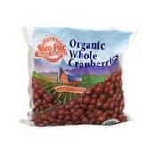 Sno Pac Organic Whole Cranberries