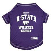 Pets First Extra Large Kansas State Wildcats Dog T-Shirt
