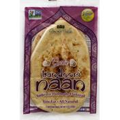 Deep Indian Gourmet Naan, Tandoori, Garlic
