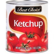 Best Choice Ketchup