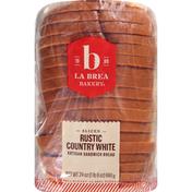 La Brea Bakery Artisan Sandwich Bread, Rustic Country White, Sliced