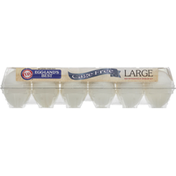 Eggland's Best Eggs, White, Cage Free, Large