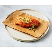 Sonoma Stuffed Salmon With Seafood