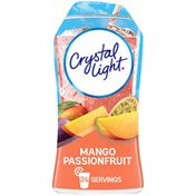Crystal Light Mango Passionfruit Naturally Flavored Drink Mix