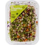 SB 8 Vegetable Blend, Fresh Vegetables