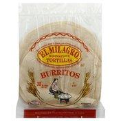 El Milagro Tortillas, Flour, Burritos