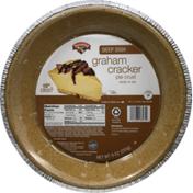 Hannaford Deep Dish Graham Cracker Pie Crust