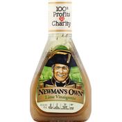 Newman's Own Vinaigrette, Lime