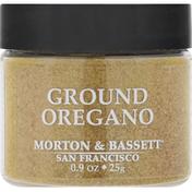 Morton & Bassett Spices Oregano, Ground