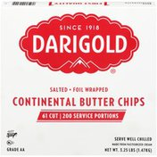 Darigold Salted Continental Butter Chips