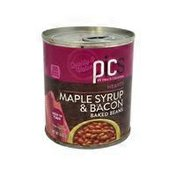 PICS Maple Bacon Baked Beans