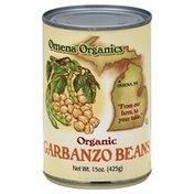 Omena Organics Garbanzo Beans, Organic