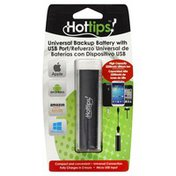 Hottips Backup Battery, Universal