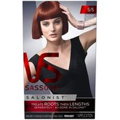 Vidal Sassoon Salonist Permanent 5/5 Medium Reddish Brown Hair Colour