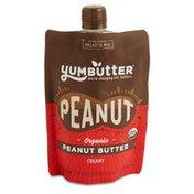 Yum Butter Peanut Butter, Organic, Creamy