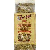 Bob's Red Mill Pumpkin Seeds, Premium Shelled
