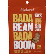 Enlightened Broad Beans, Mesquite BBQ, Crunchy
