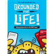 Grounded For Life Game, Ages 8+