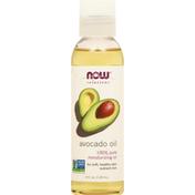 Now Moisturizing Oil, Avocado Oil, 100% Pure