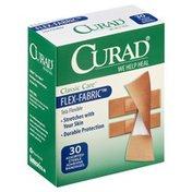 Curad Bandages, Flex-Fabric, Assorted, Box