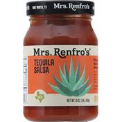 Mrs. Renfro's Salsa, Tequila, Medium