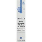 DERMA E Gel Booster, Ultra Hydrating Alkaline