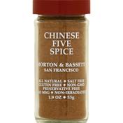 Morton & Bassett Spices Chinese Five Spice