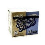Food Club Supreme Softness 2-Ply Facial Tissues