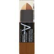 Maybelline V-Shape Duo Stick Contour & Highlight, Medium 015