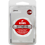 Kiwi Cleaning Wipes, Instant