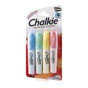 Chalkie Chalk-Stick Writer - 4 CT