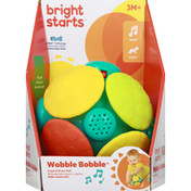 Bright Starts Crawl & Chase Ball, Wobble Bobble