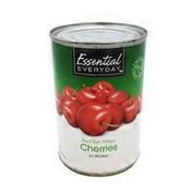 Essential EVERYDAY RED TART PITTED CHERRIES in Water