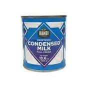 Bandi Foods Sweetened Condensed Milk