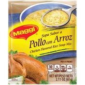Maggi Chicken Flavor Rice Soup Mix