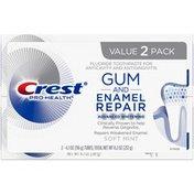 Crest Toothpaste, Advanced Whitening