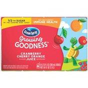 Ocean Spray Cranberry Cherry Orange Juice Beverage