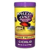Omega One Cichlid Large Floating Pellets