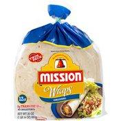 Mission Original Mission Original Wraps