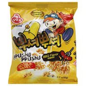 Ottogi Noodle Snack, BBQ Flavor
